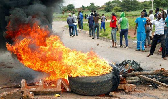 Zimbabve internet erişimi yasağı
