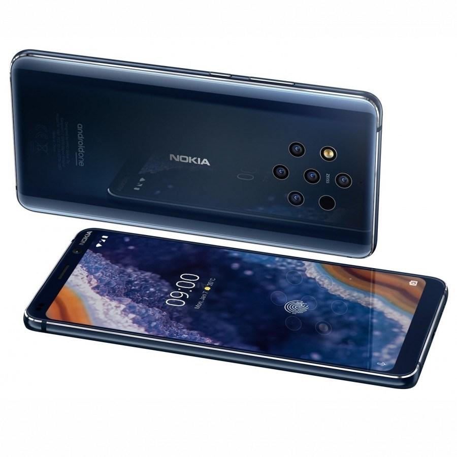5 arka kameralı Nokia 9 Pureviözellikleri