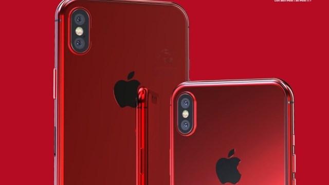 Apple kırmızı iPhone XS ve iPhone XS Max piyasaya sürecek! SDN-1 (1)