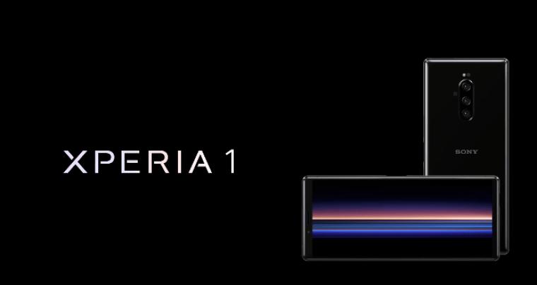 Beklenen amiral gemisi Sony Xperia 1 tanıtıldı! SDN-7