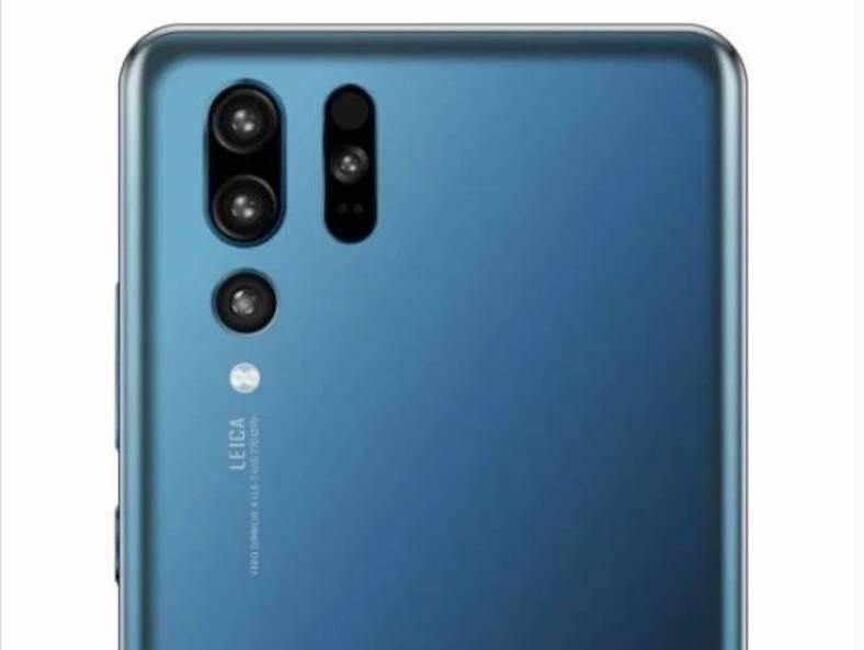 Huawei P30 Pro kamerası