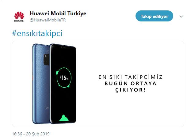 Huawei Samsung'a gönderme yaptı! SDN-1