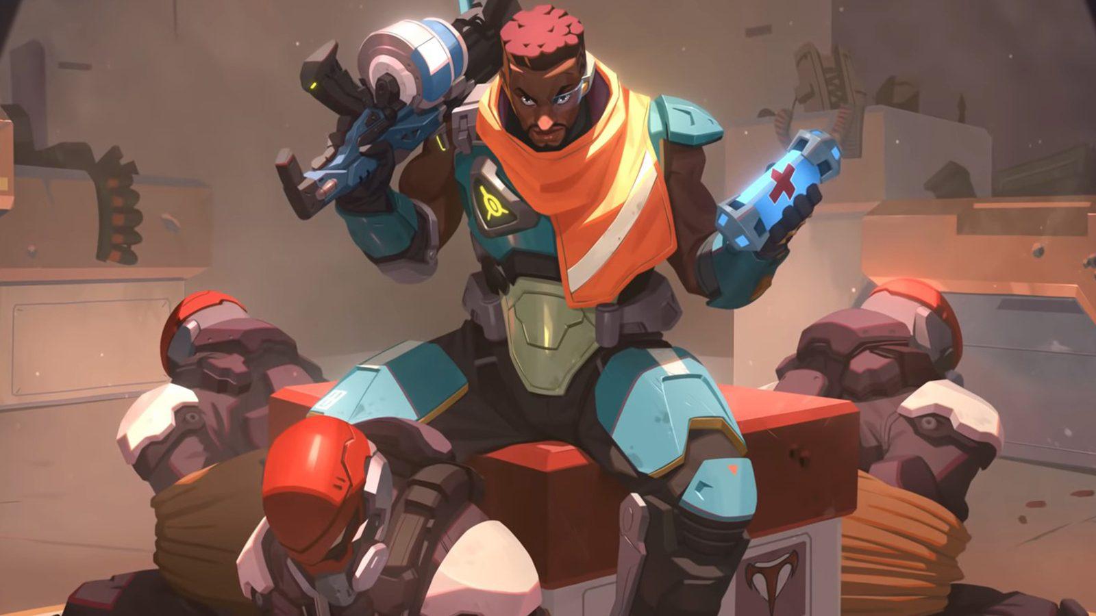 Yeni Overwatch karakteri Baptiste