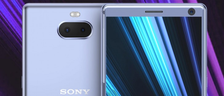 Sony Xperia XA3, Xperia 10 olarak isimlendirilecek! SDN-3