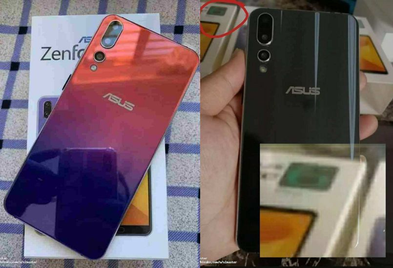 Asus Zenfone 6 tasarımı