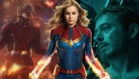 Avengers Endgame özeti