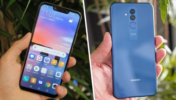 Huawei Mate 20 Lite inceleme