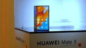 Huawei Mate X ertelendi mi? İşte yeni açıklama!