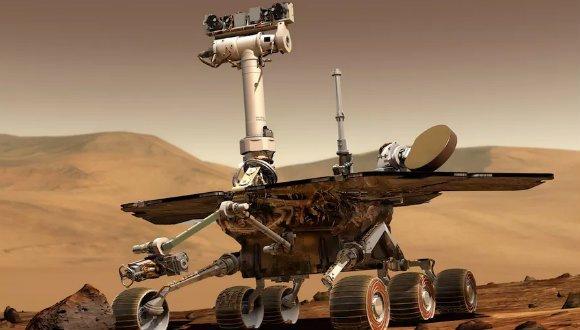 NASA uzay aracı Opportuniy