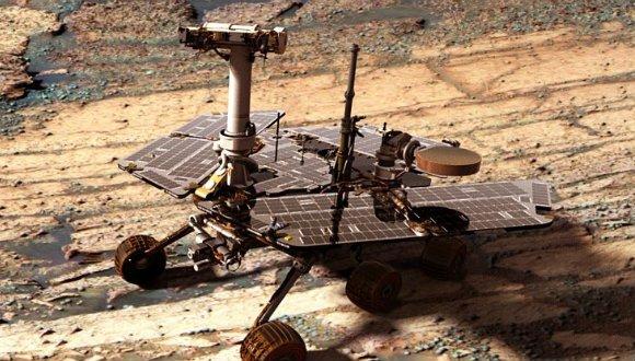 NASA uzay aracı Opportunity