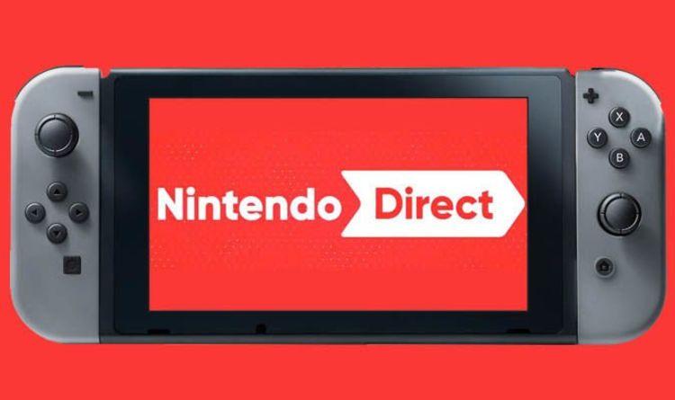 Nintendo Direct canlı izle