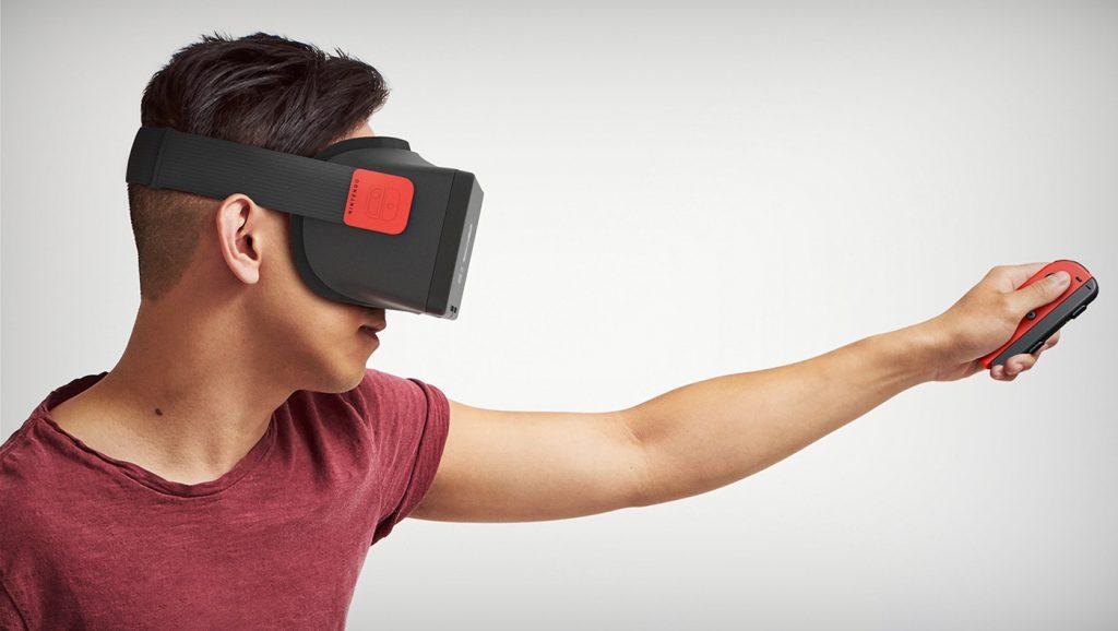 Nintendo Switch, Switch VR, sanal gerçeklik