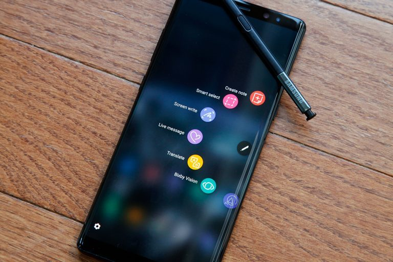 Galaxy Note 10 kameralı S-Pen