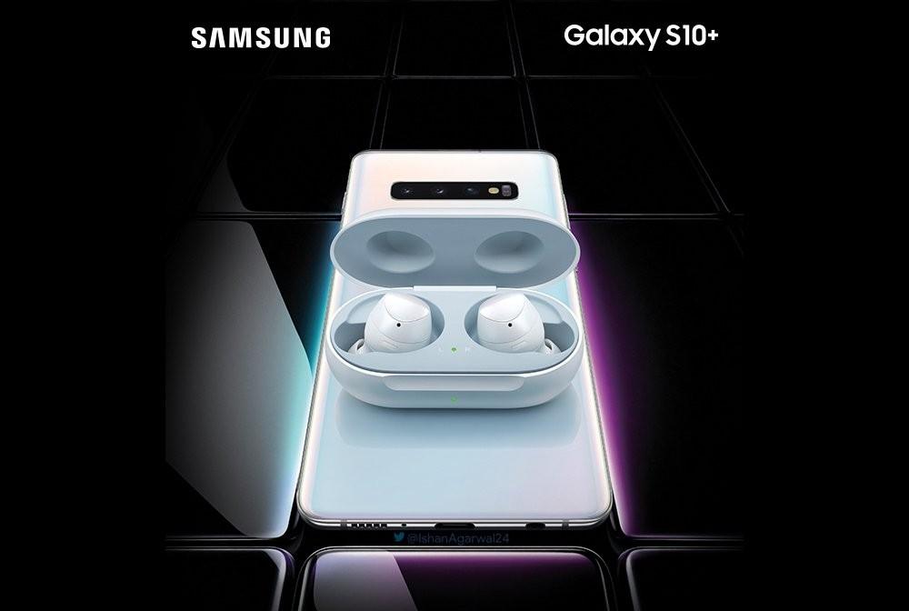 Samsung Galaxy S10 şarj paylaşımı