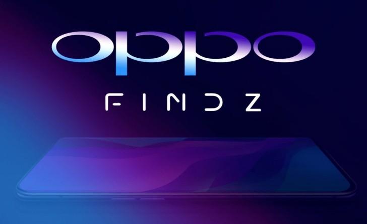 Snapdragon 855 Oppo Find Z