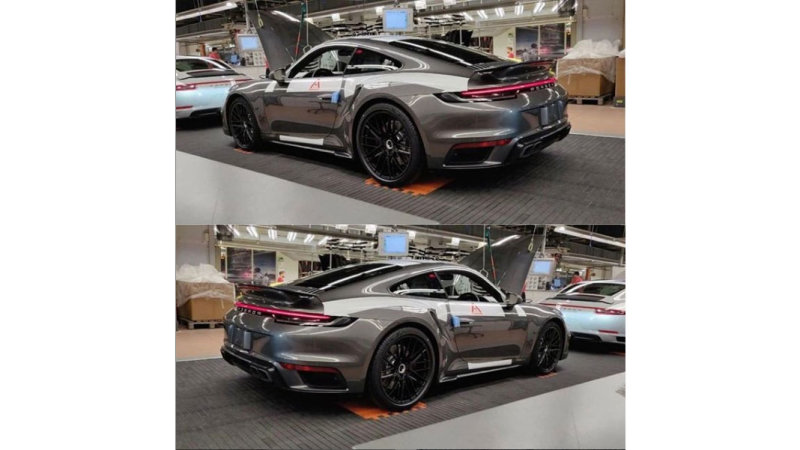 yeni porsche 911 turbo 2