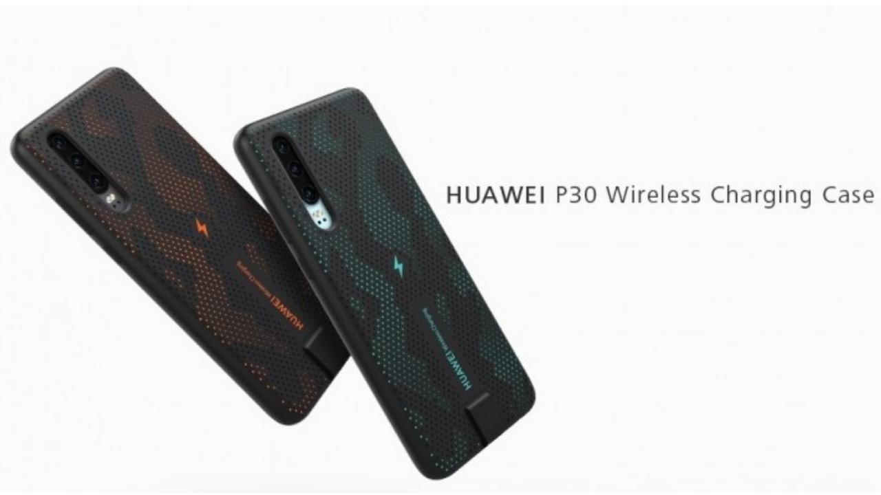 Huawei P30 kablosuz şarj kılıfı sunuldu! - ShiftDelete.Net1 (1)