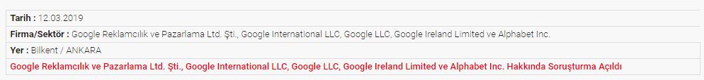 Rekabet Kurulu Google hakkında soruşturma başlattı! - ShiftDelete.Net2