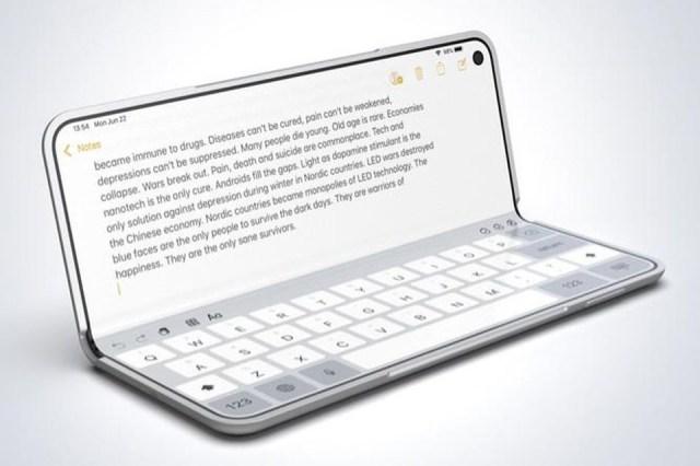 katlanabilir ipad konsept tasarım