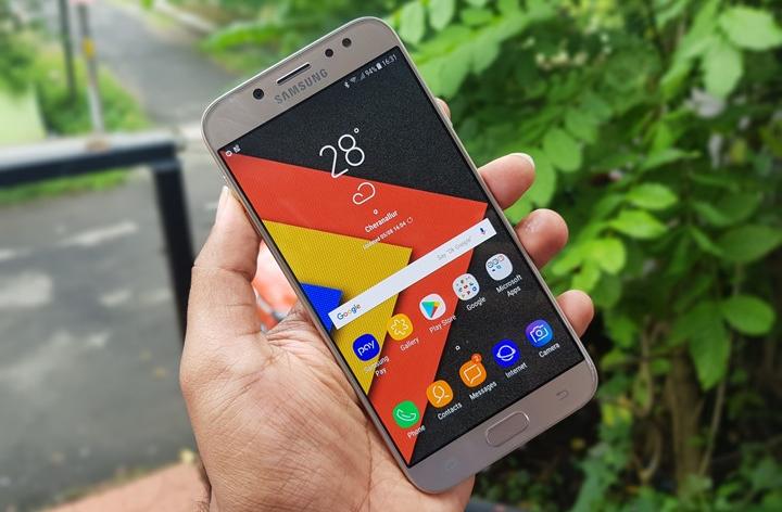Galaxy J7 Pro fırsatı!