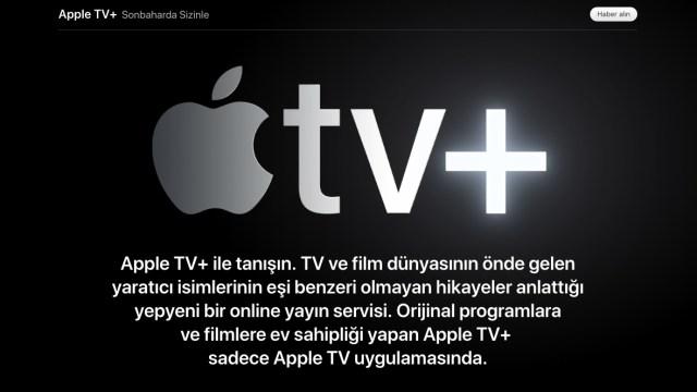 Apple Tv+ Türkiye