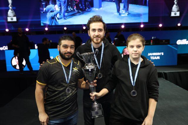 Gillette Fortnite Turnuvası