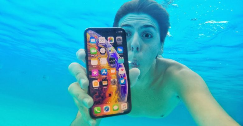 iPhone 11 su altı modu