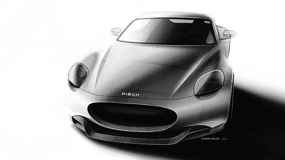 Piech Mark Zero / 5 dakikada şarj olabilen elektrikli otomobil Mark Zeo