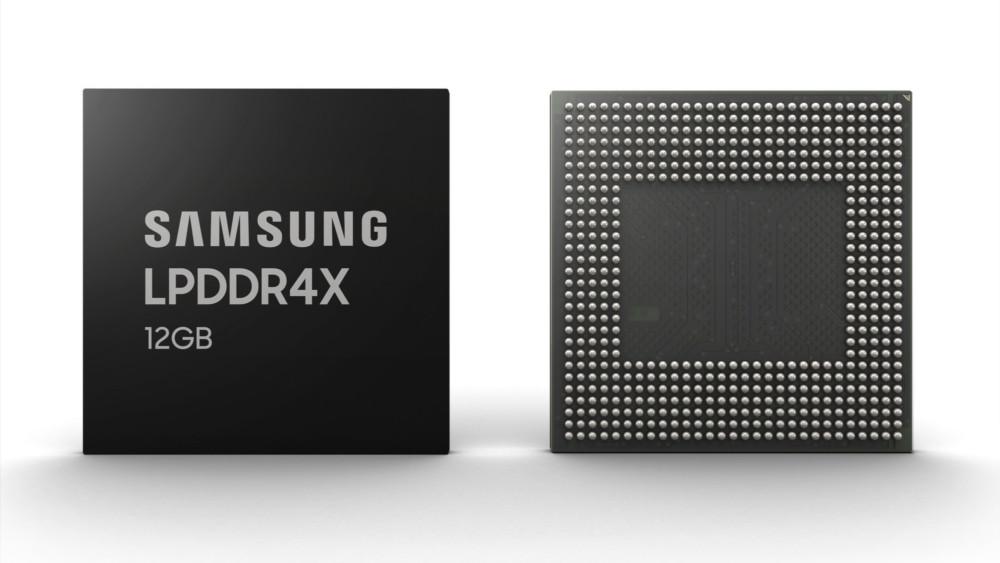 12 GB RAM - LPDDR4X