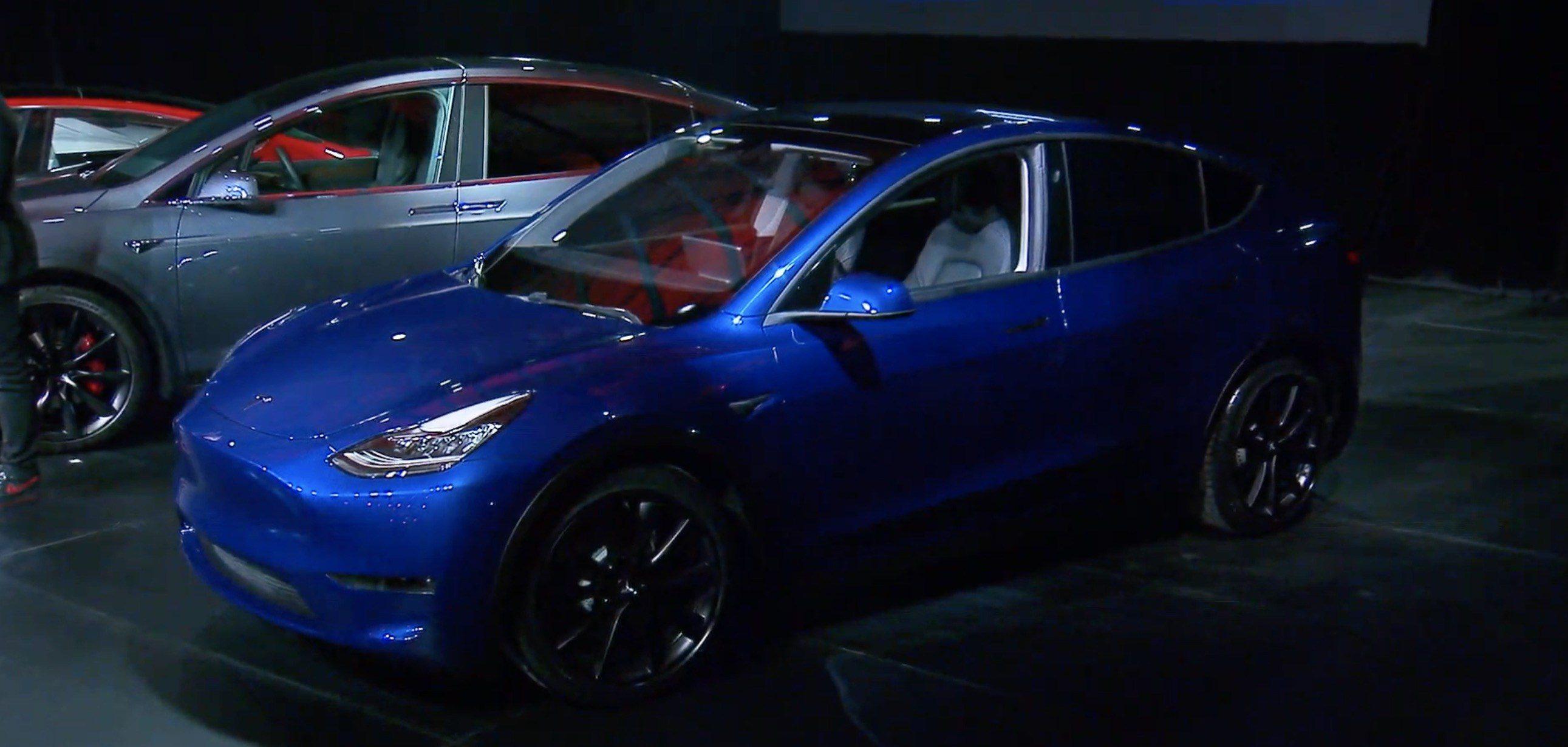 Tesla Model Y tanıtıldı! İşte detaylar... - ShiftDelete.Net