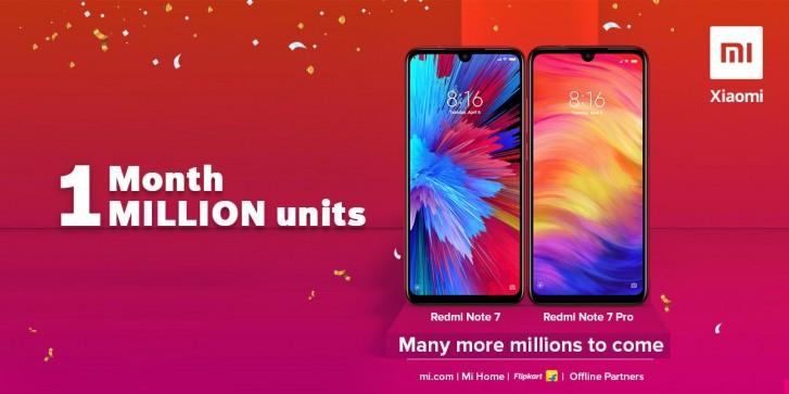 Redmi Note 7 ve Redmi Note 7 Pro Satış