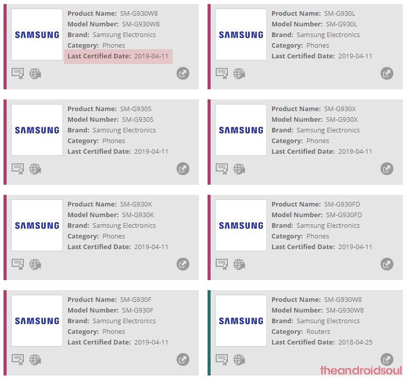 Samsung Galaxy S7 için Android Pie müjdesi! - ShiftDelete Net