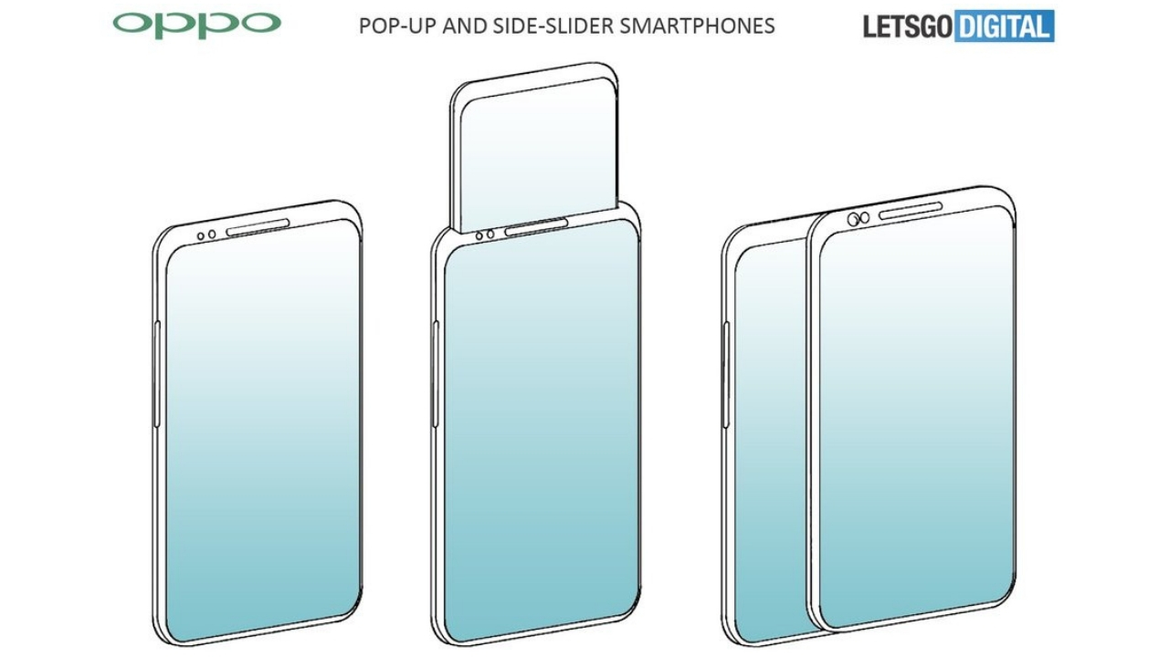 Oppo pop-up ekran patenti tasarıma farklılık getirecek! - ShiftDelete.Net (2)