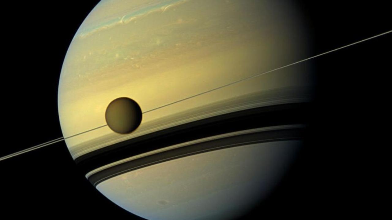Satürn'ün uydusu Titan metan gölleri ile şaşırttı! - ShiftDelete.Net (2)