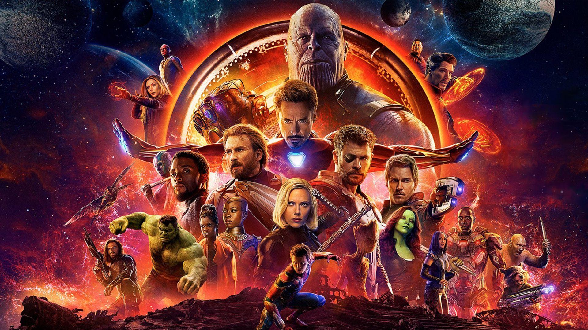 Avengers Endgame Türkiye