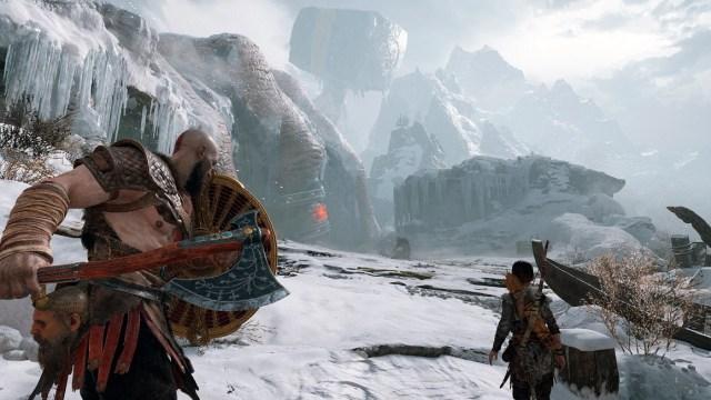 PS Studios'un patronu, God of War için sabırsızlanıyor