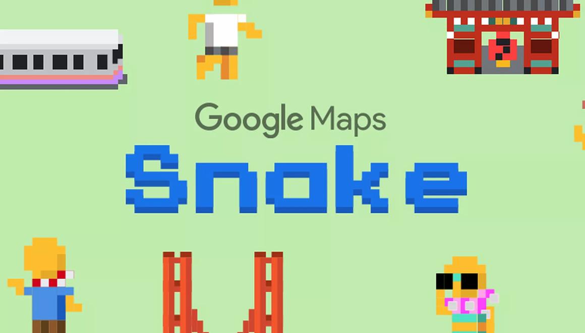 Google Maps 1 Nisan şakası ile dikkat çekiyor!