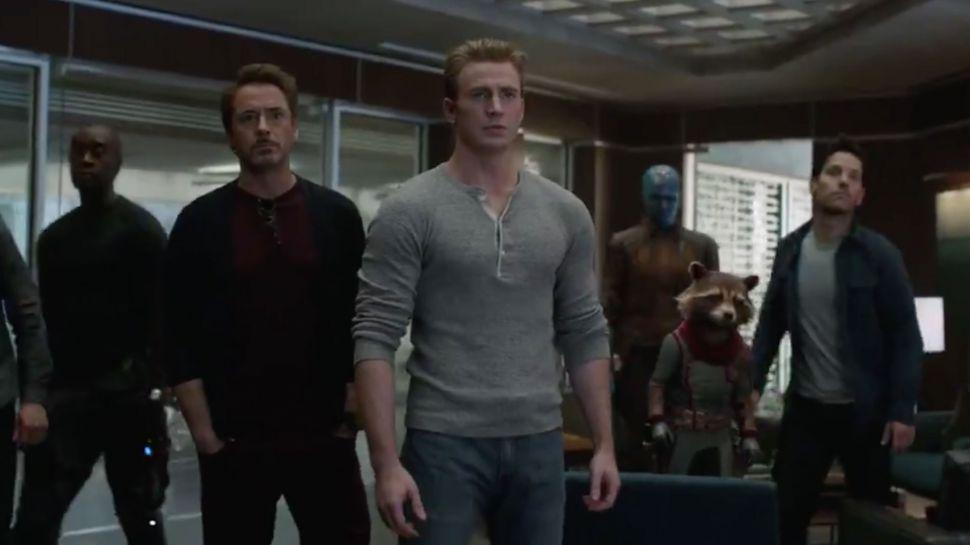 Avengers endgame ön gösterim