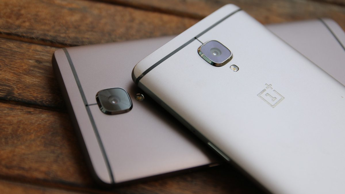 OnePlus 3T Android Pie