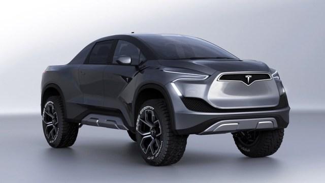 Tesla pick-up modeline Türk yorumu!