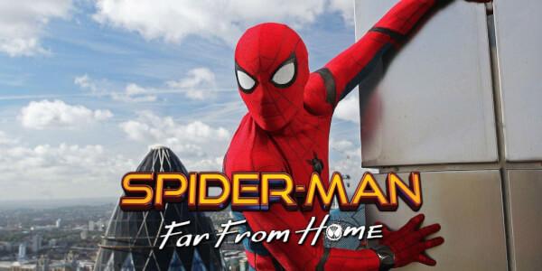 Spider-Man: Far From Home yeni fragmanı yayınlandı