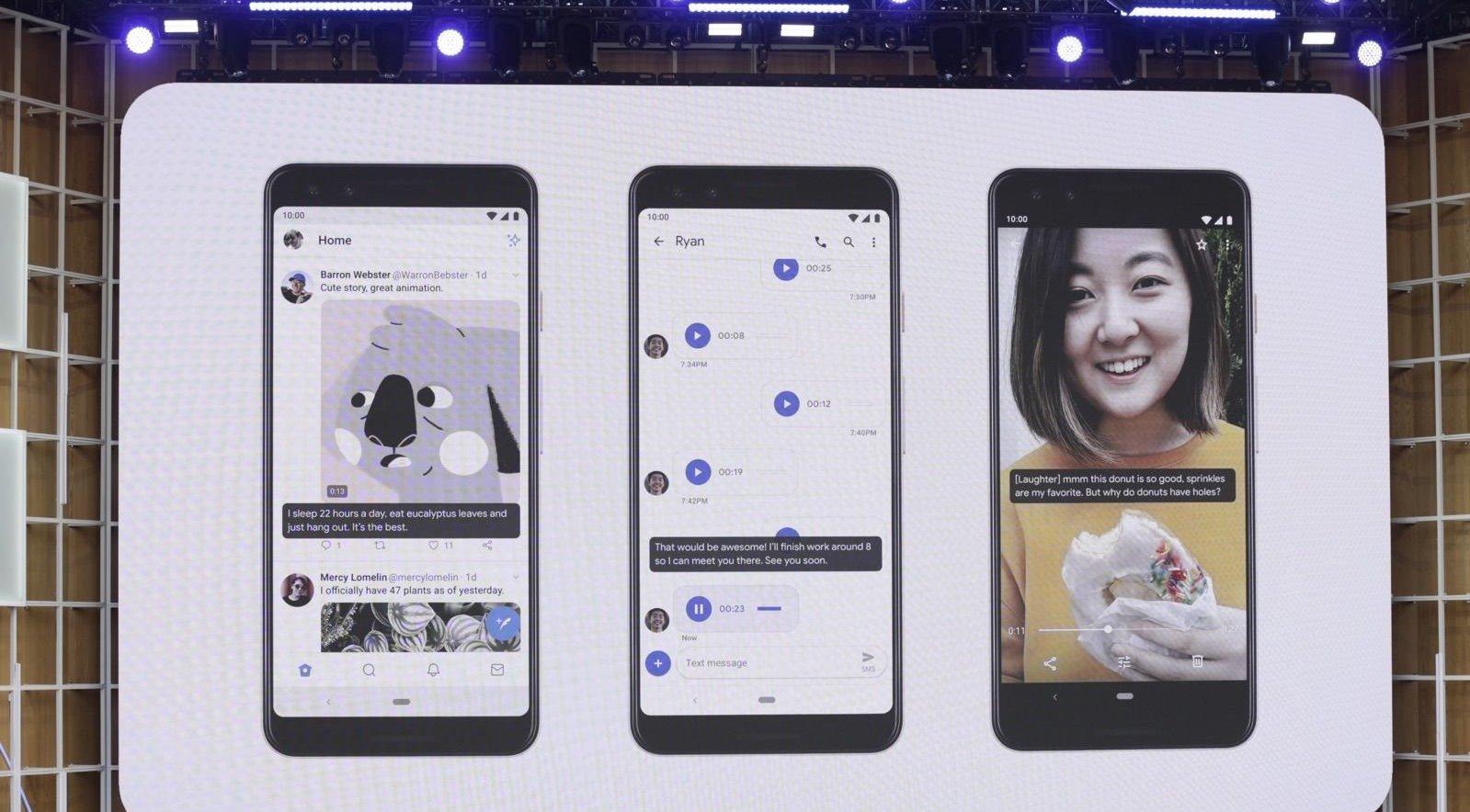 Android Q özellikleri duyuruldu! İşte yenilikler