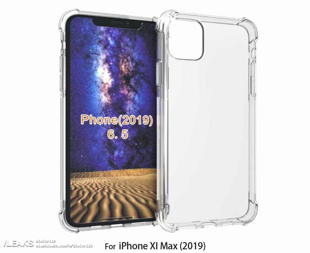 iPhone XI kılıf tasarımı