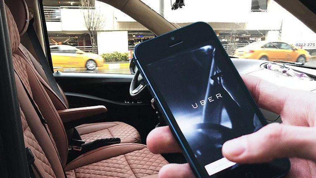 Uber'e erişim engellendi! Hem internet hem mobil