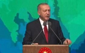 Cumhurbaşkanı Erdoğan'dan internet açıklaması