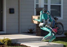 Ford robot teknolojisi tüyler ürpertiyor