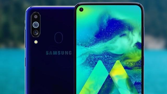 Uygun fiyatlı Galaxy M40 tasarımı ile göz dolduruyor!