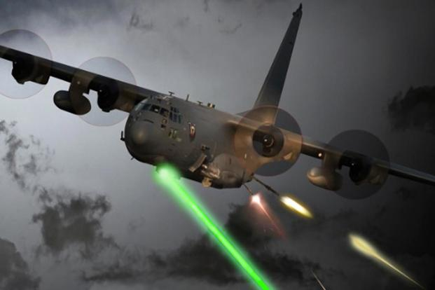 lazer silahı, lazer silah teknolojisi