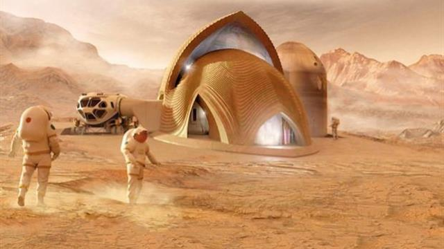 Turks made the most applications for NASA Mars ticket