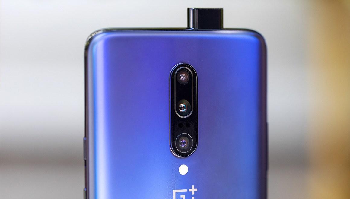 oneplus 7 pro açılır kamera sağlamlık testi